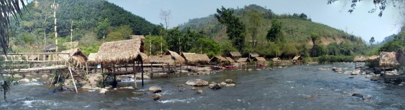 Parc national Nam Ha, Laos